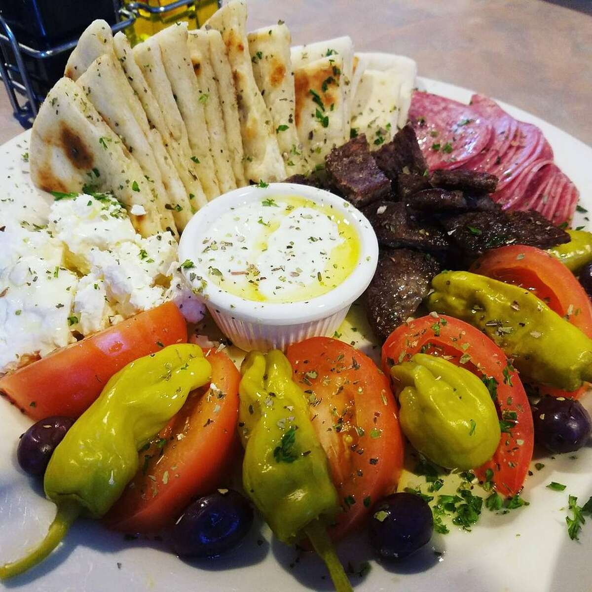 Christo's on Alki Mon-Fri 3-6 p.m.; Greek (discounted bites and brews)