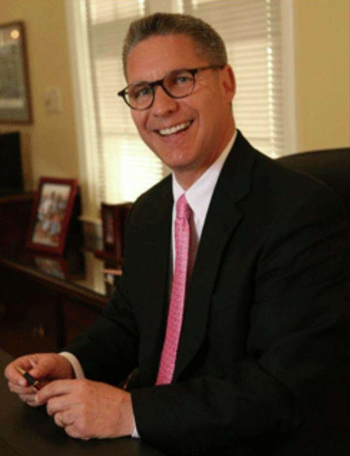David J. Klein has been named the new president of St. Joseph High School.
