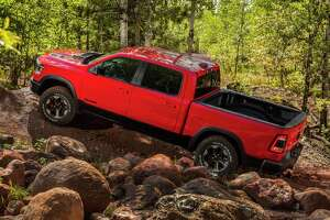 The 2020 model year marks the first time the Ram 1500 Rebel can be had with the EcoDiesel 3.0-liter V6. The extensively updated engine generates 260 horsepower and 480 lb.-ft. of torque.