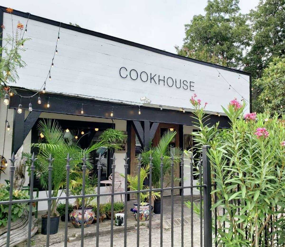 Cookhouse Restaurant, opened by chef Pieter Sypesteyn in 2014, is closing Dec. 31.