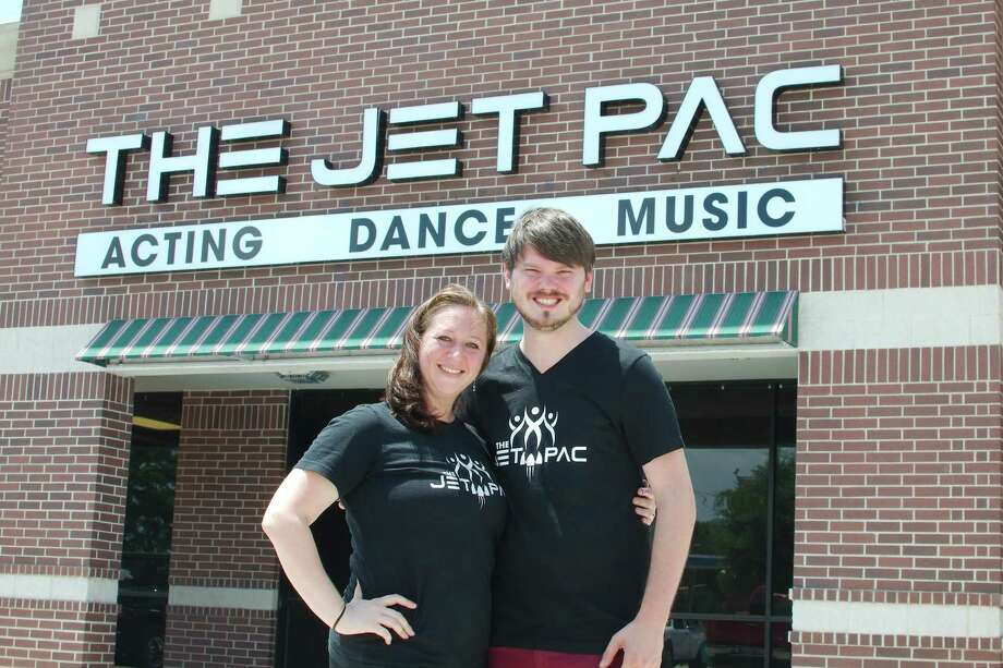 The Jet-Pac owners Heather Steele and Travis Kirk Combs are trying to develop a a nonprofit multispace arts arena in the Bay Area that would be similar to the Midtown Arts and Theater Center Houston. Photo: Kirk Sides / Staff Photographer / © 2019 Kirk Sides / Houston Chronicle