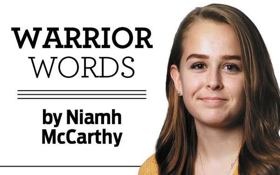 Niamh McCarthy Photo: Hearst Connecticut Media / Wilton Bulletin