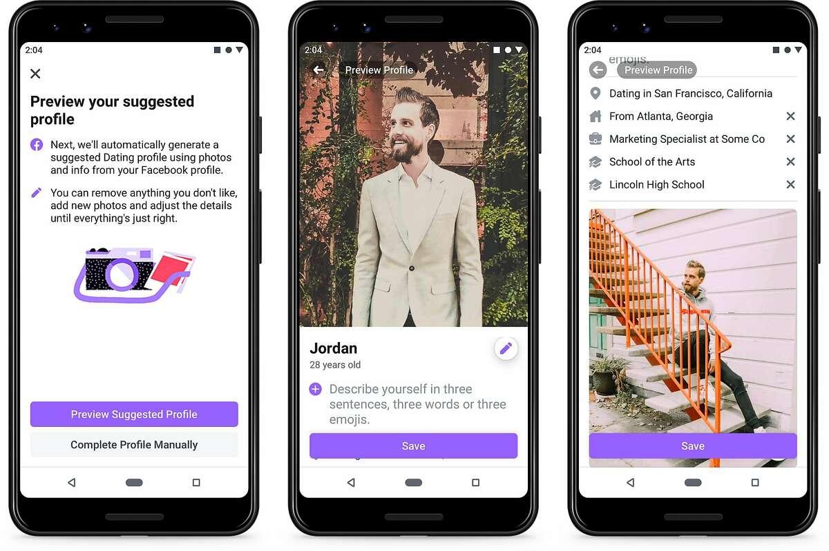 Facebook online-dating-app