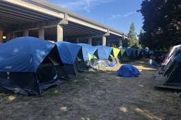 Tent City 3, currently located in Ravenna, is preparing to move to a new location in Tukwila. The tent city can accommodate up to 120 people and shelters individuals, couples, families, children and pets.