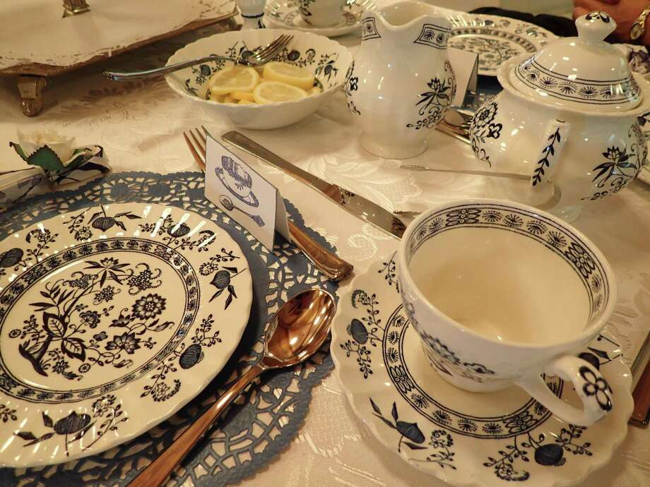 "The Shelton Historical Society's annual tea, ""Autumn Splendor,"" will be Saturday, Oct. 5, from 2 to 4 p.m. at the Huntington Congregational Church. Photo: Contributed Photo / Connecticut Post"