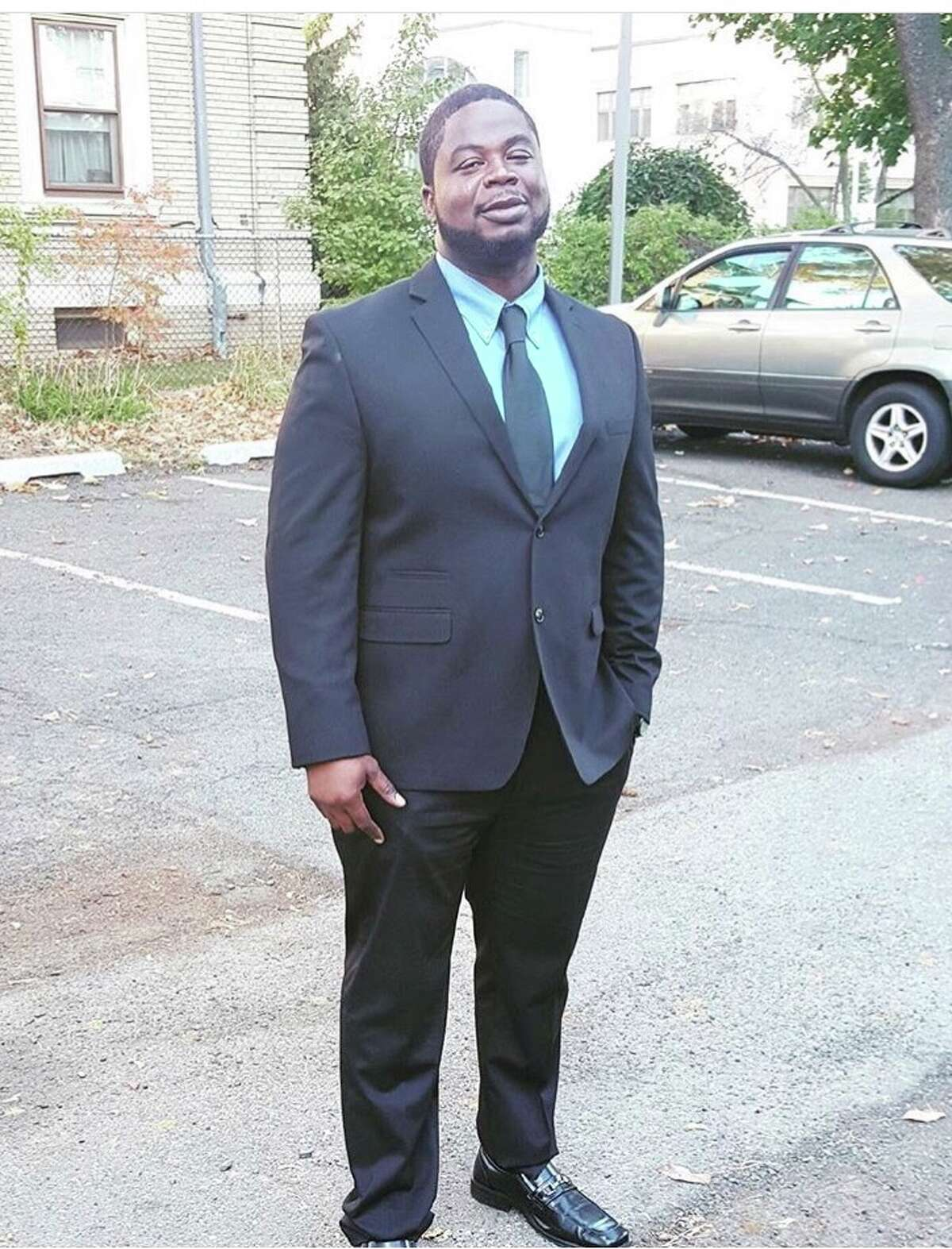 Edson Thevenin, who was shot and killed by a Troy police sergeant in 2016. (Provided by family)