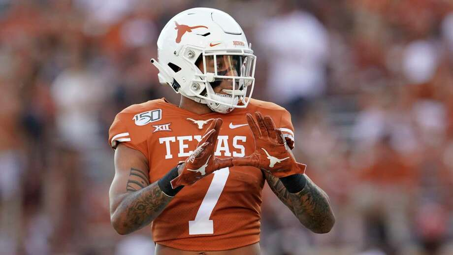 Longhorns DB Caden Sterns is expected to return soon. Photo: Chuck Burton /Associated Press / Copyright 2019 The Associated Press. All rights reserved