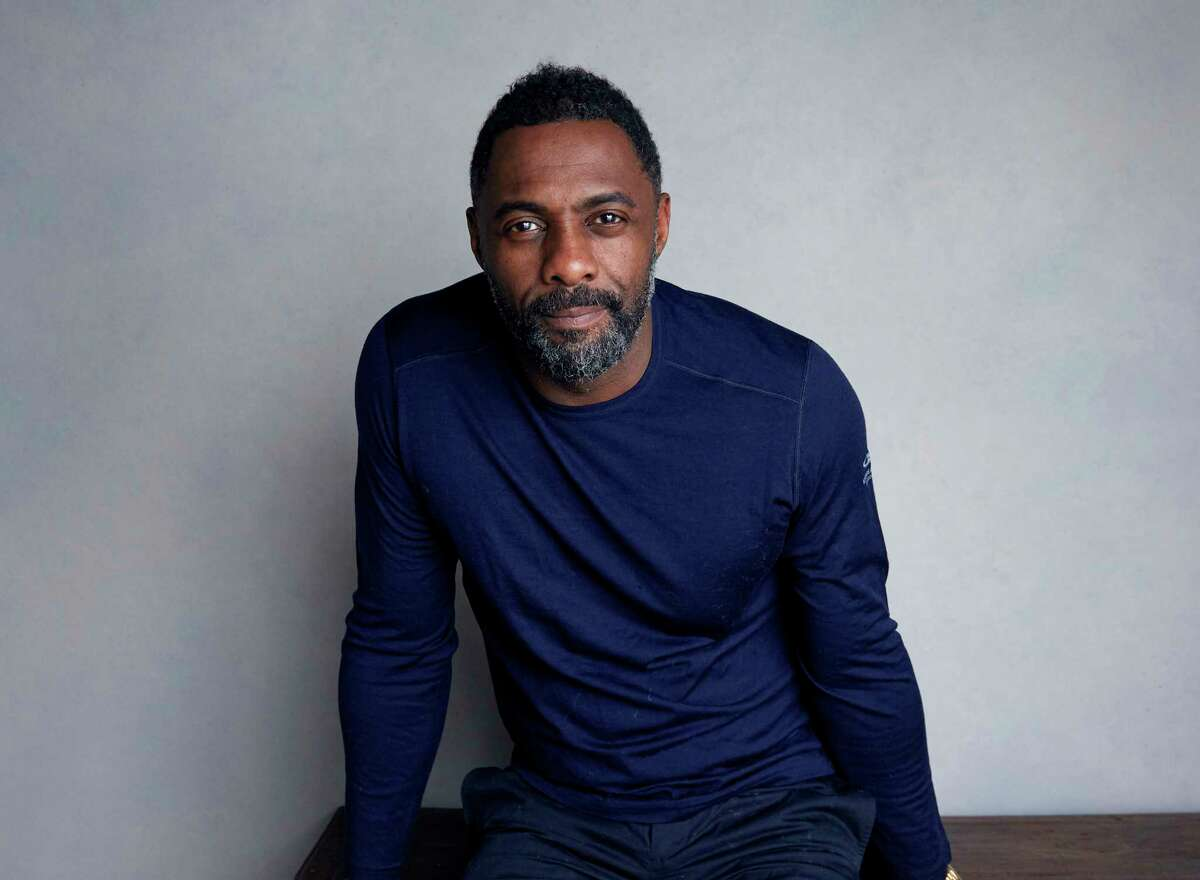 FILE - This Jan. 21, 2018 file photo shows actor-director Idris Elba at the Music Lodge during the Sundance Film Festival in Park City, Utah. (Photo by Taylor Jewell/Invision/AP, File)