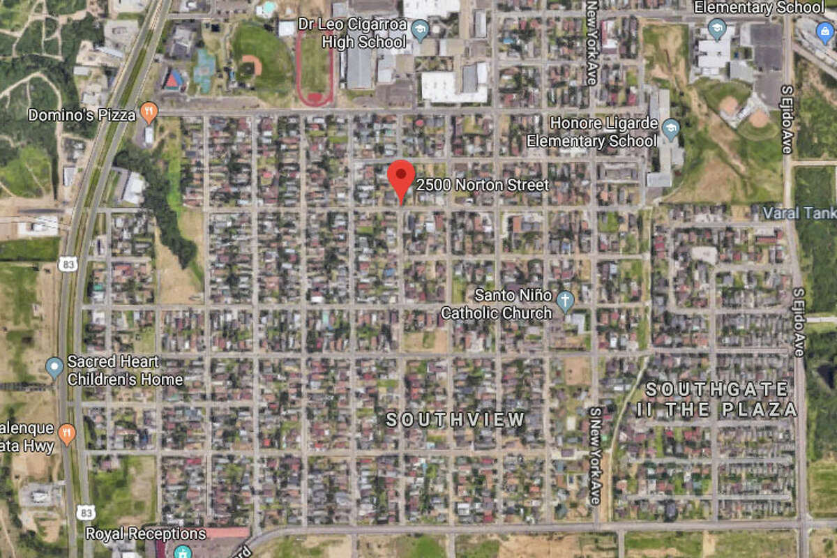 Laredo police officers were dispatched to a burglary report at about 3:52 a.m. July 22 in the 2500 block of Norton Street.