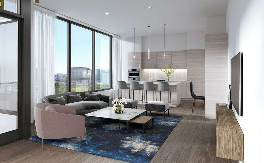 Residences at Westmore range from $960,000 to $1.6 million at this seven-story mid-rise.