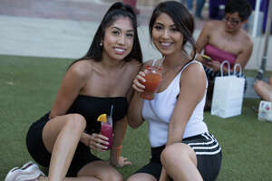 San Antonio came out for First Thursday night market at The Pearl Thursday, Sept. 5, 2019.
