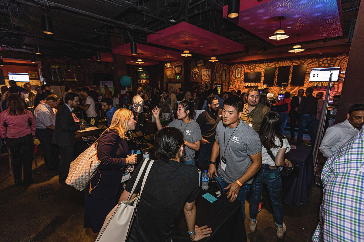 The MassChallenge Houston Finale event was held at House of Blues in downtown Houston on Sept. 5, 2019.