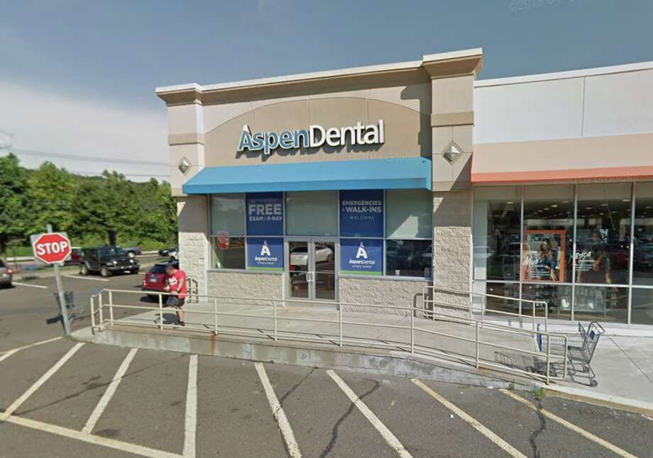 The Aspen Dental practice at 652 Main Ave. in Norwalk where Sanjeeri Deopujari worked as a dentist. Photo: Contributed