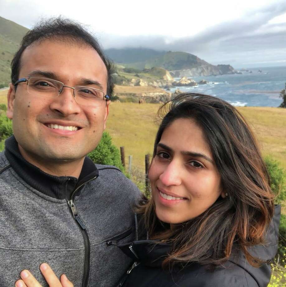Kaustubh Nirmal and Sanjeeri Deopujari, of Stamford, died in the Conception boat fire in California on Sept. 2, 2019, according to relatives. Photo: Via Facebook /