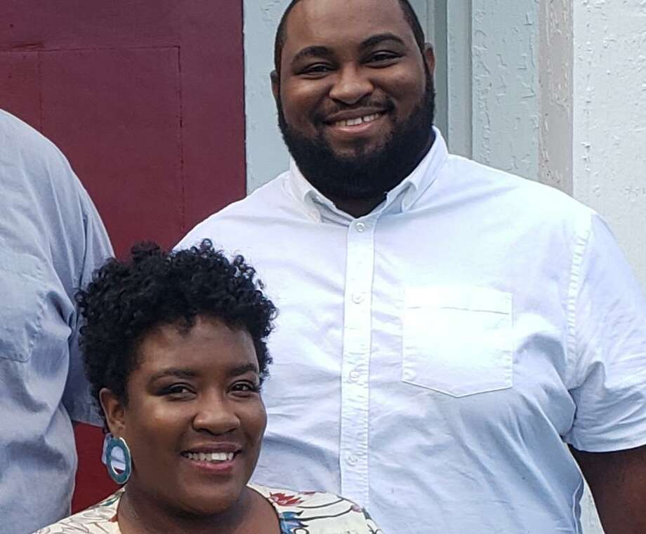 Damone and Jay Johnson are the new resident directors of Wilton's ABC House for girls. Photo: Contributed Photo / A Better Chance / Wilton Bulletin Contributed