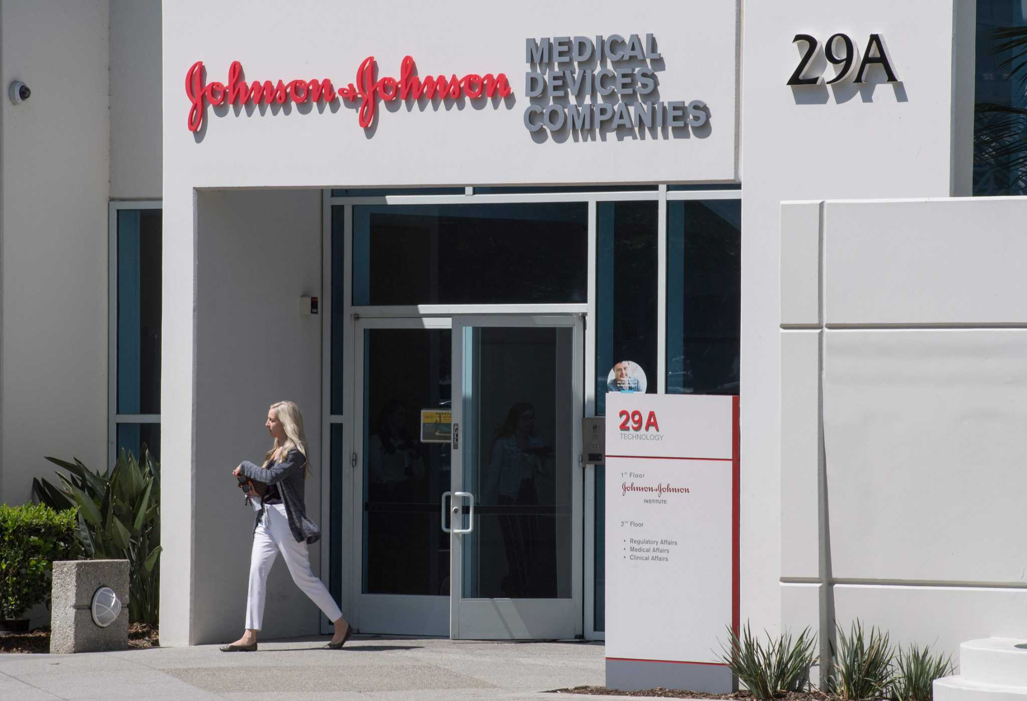 Texas sues drugmaker Johnson & Johnson over its fentanyl marketing