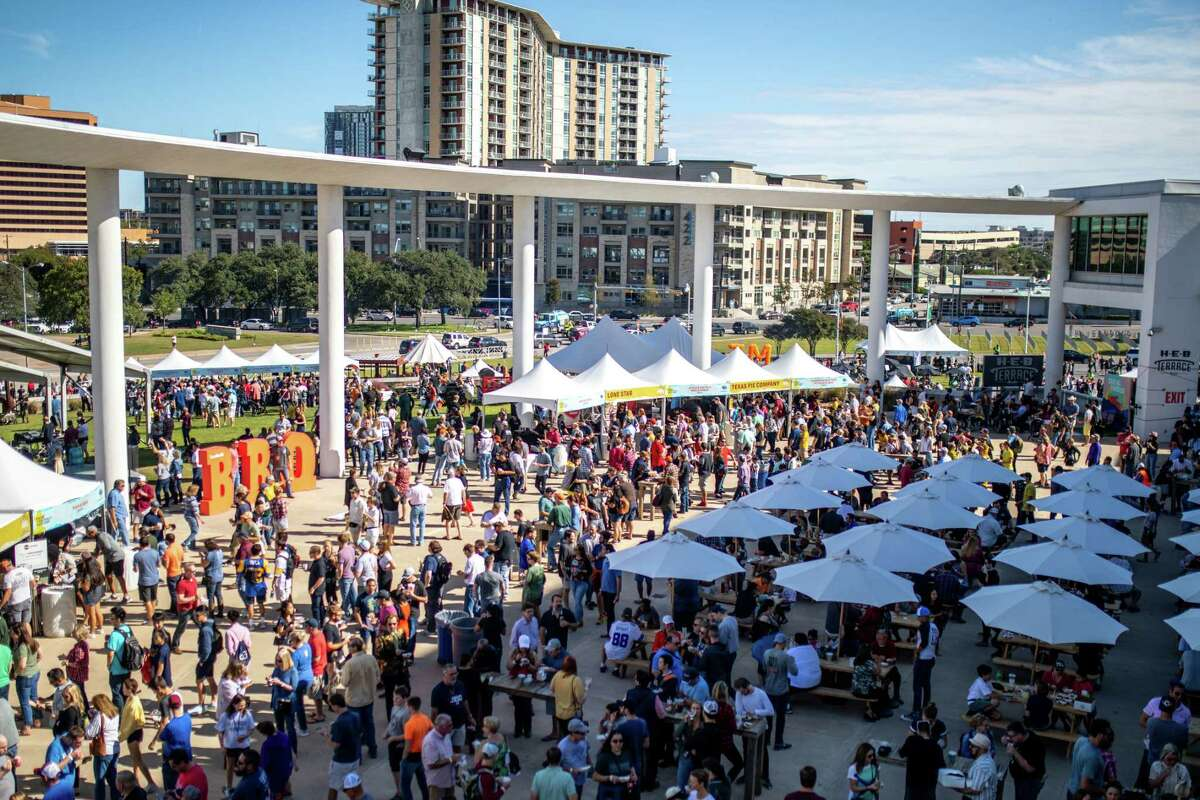 The 2019 Texas Monthly BBQ Festival will be held Nov. 2-3 in Austin. The festival attracts the state's biggest names in barbecue.