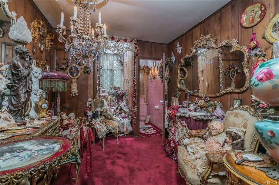 The house at 19 Rolling Hills Road in Thornwood, N.Y. has something for literally everyone, especially Liberace Photo: Submitted Photos/Realtor.com