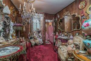 The house at19 Rolling Hills Road in Thornwood, N.Y. has something for literally everyone, especially Liberace