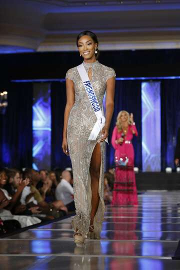 Friendswood contestant shines at Miss Texas pageant