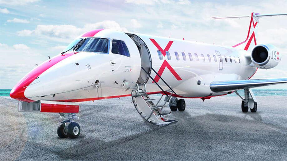 JetSuiteX has rebranded itself as JSX. Photo: JSX