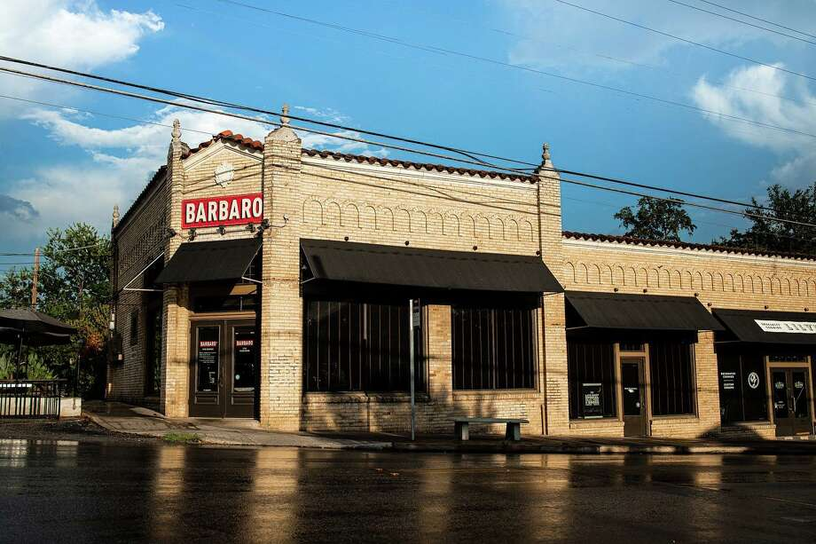 "Located at 2720 McCullough Ave., Babaro boast that it has ""the best damn happy hour in town,"" but you need to get there early Happy Hour is from 3-6 p.m. 7 days a week.  Photo: Babaro"
