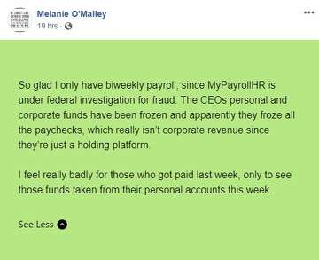 MyPayrollHR debacle: Who is Michael Mann?