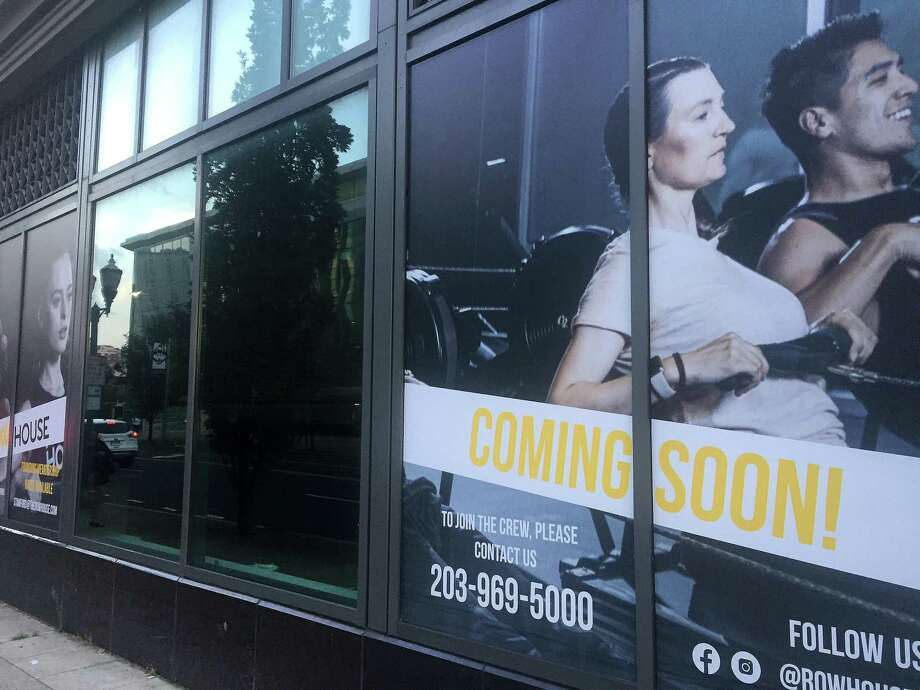 Rowing-fitness chain Row House plans to open a studio at 5 Broad St., in downtown Stamford, Conn. Photo: File Photo