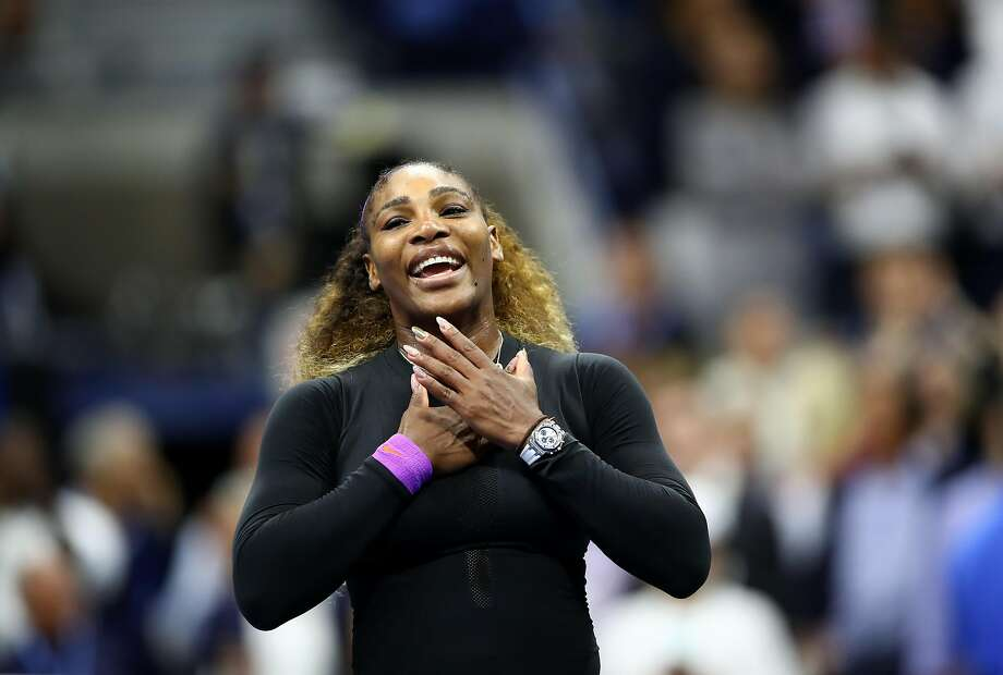 Serena Williams will go for a record 24th major Saturday in the U.S. Open women's final against Canadian teenager Bianca Andreescu. The match starts at 1 p.m. on ESPN. Photo: Clive Brunskill / Getty Images