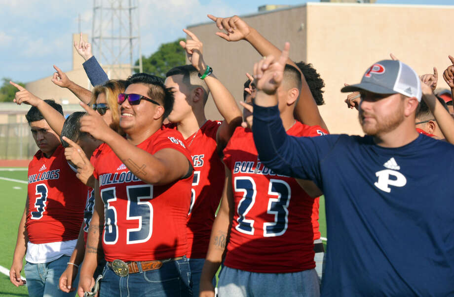 The Plainview Bulldogs will amek their home debut tonight in Greg Sherwood Memorial Bulldog Stadium when they take on the Palo Duro Dons in a non-district football game at 7 p.m. Photo: Nathan Giese/Planview Herald