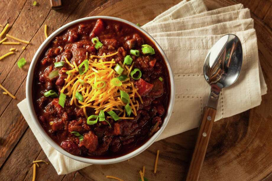 the 5th annual Charity Chili Cook-off,sponsored by the Exchange Clubs of North Stamford, Stamford andNorwalk, will take place on September 29 in Stamford. Photo: Bhofack2 / Getty Images / IStockphoto / bhofack2