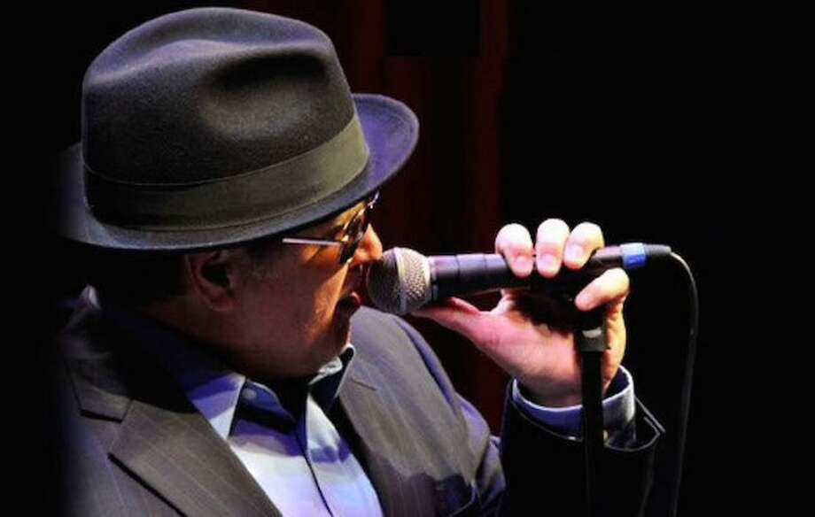 Moondance, featuring Ed Moran, pays homage to the famed Northern Irish singer-songwriter Van Morrison at The Palace Danbury on September 13. Photo: Palace Danbury / Contributed Photo