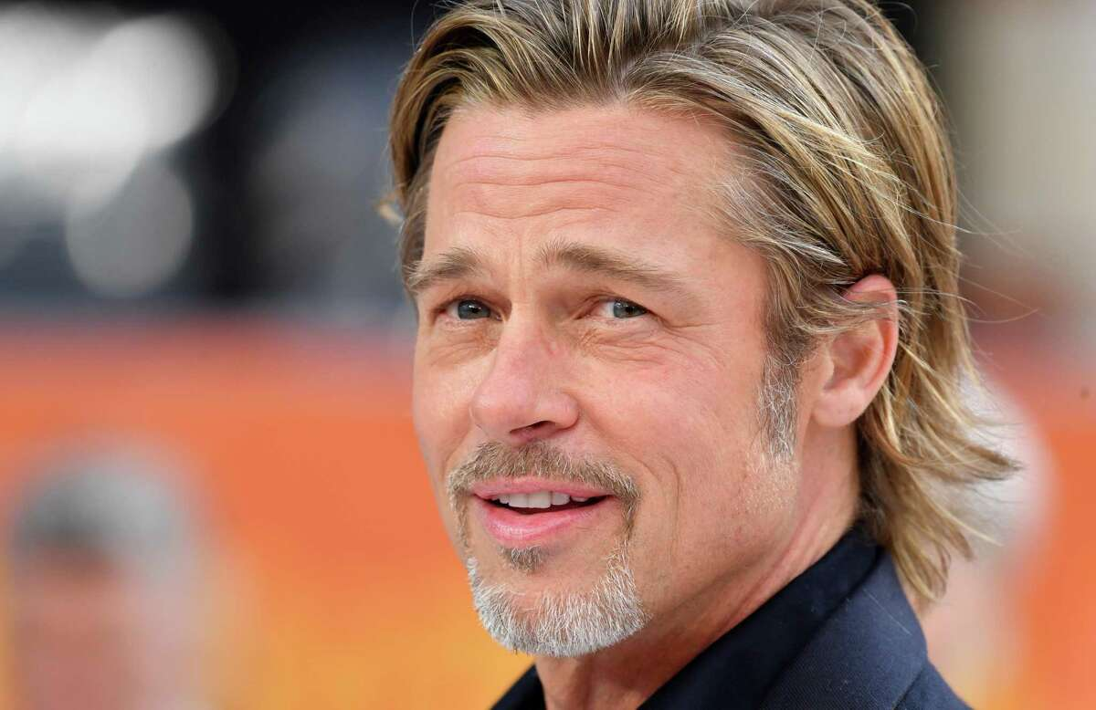 """Brad Pitt attends the """"Once Upon a Time... in Hollywood"""" UK premiere"""