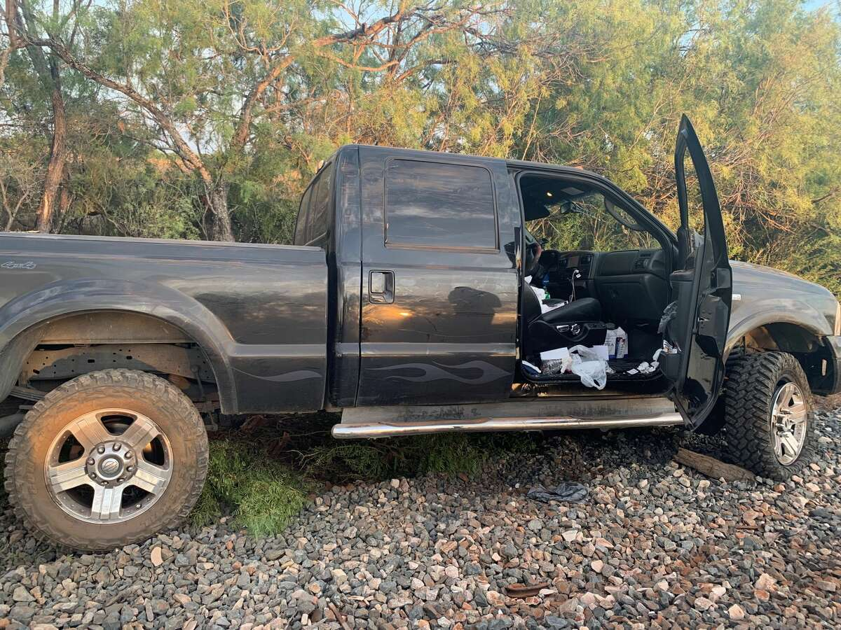 Agents from the U.S. Border Patrol apprehended 15 undocumented immigrants and a stolen truck on Sept. 3.