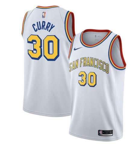 get cheap ada1d 4f098 Warriors unveil newest jersey — a 1960s throwback - SFGate