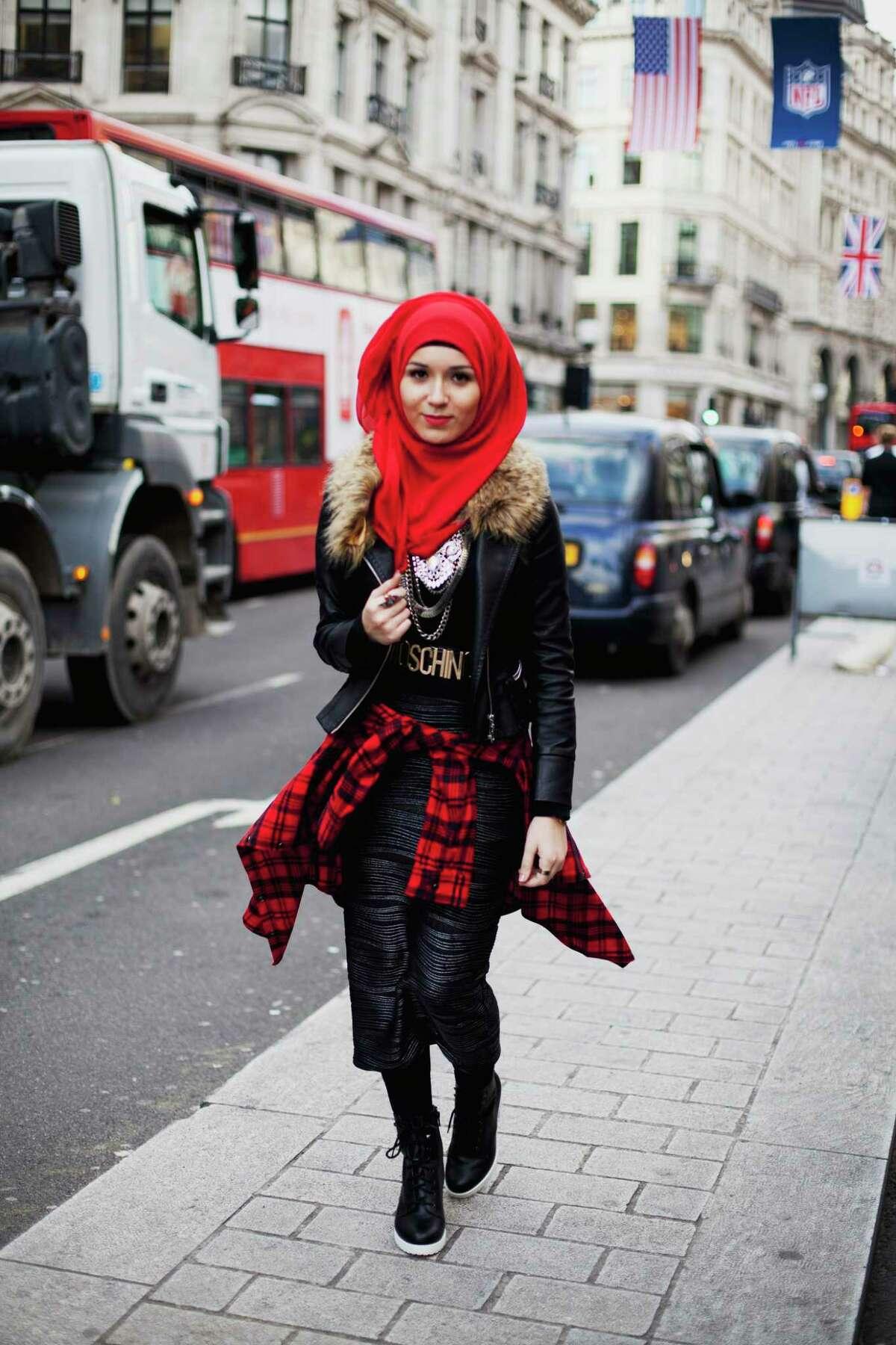 Nabiila in London