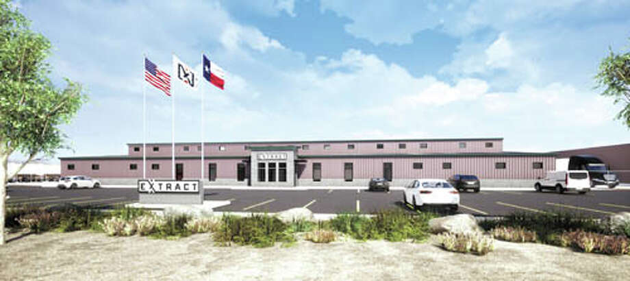 So many Permian Basin customers are relying on Extract Production  Services' quality products and expert, dedicated service, the company is  expanding its Basin operations. Already under construction, the  building will look much like this artist's drawing in a few weeks.  Contact them at 432-296-5102 or info@extractproduction.com. Photo: Courtesy Photo