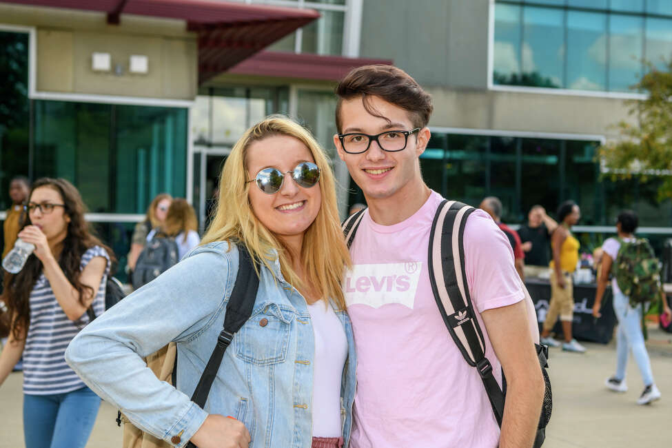 Were you Seen at Hudson Valley Community College's 'Welcome Week Experience' on campus in Troy from Sept. 3-5, 2019?