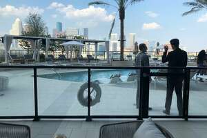 Drewery Place is the first building to be completed in Caydon's five-phase residential and hospitality development in Midtown. The overall project, called Laneways, will cover three blocks bounded by Fannin, Tuam, Main and McGowen.