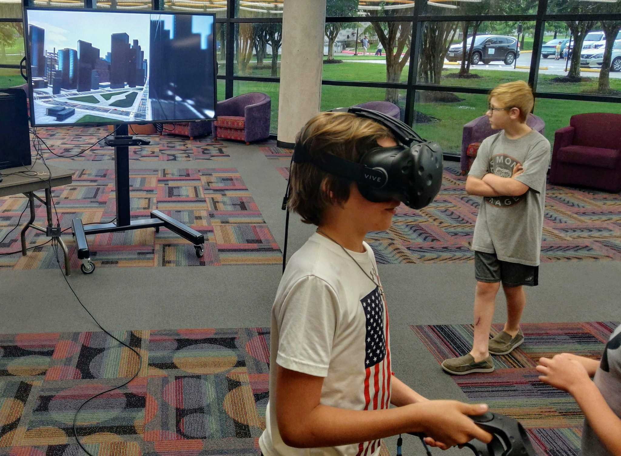 Tomball Innovation Lab to include 3D printing, virtual reality