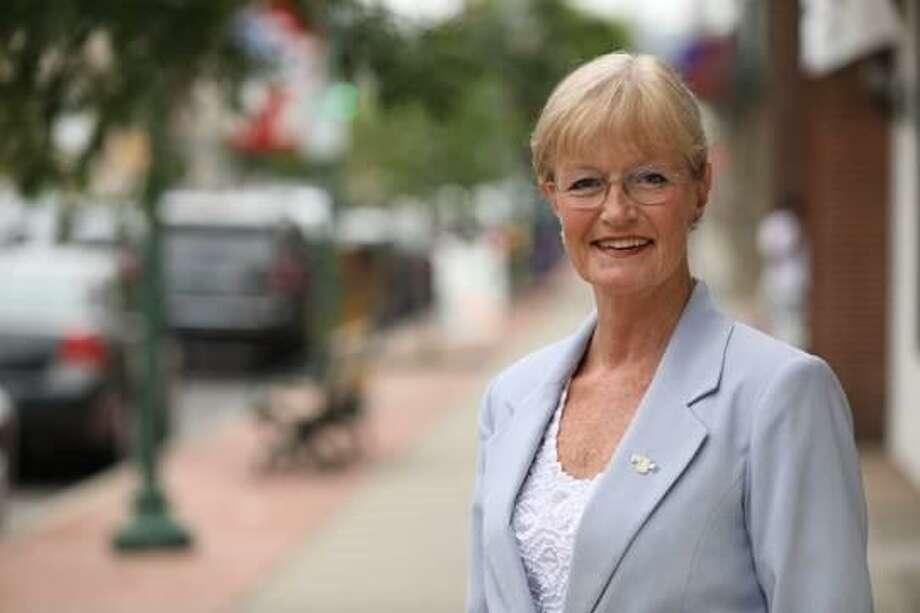 Mayor Nancy R. Rossi Photo: Photo Provided By Nancy R. Rossi / Photo Provided By Nancy R. Rossi