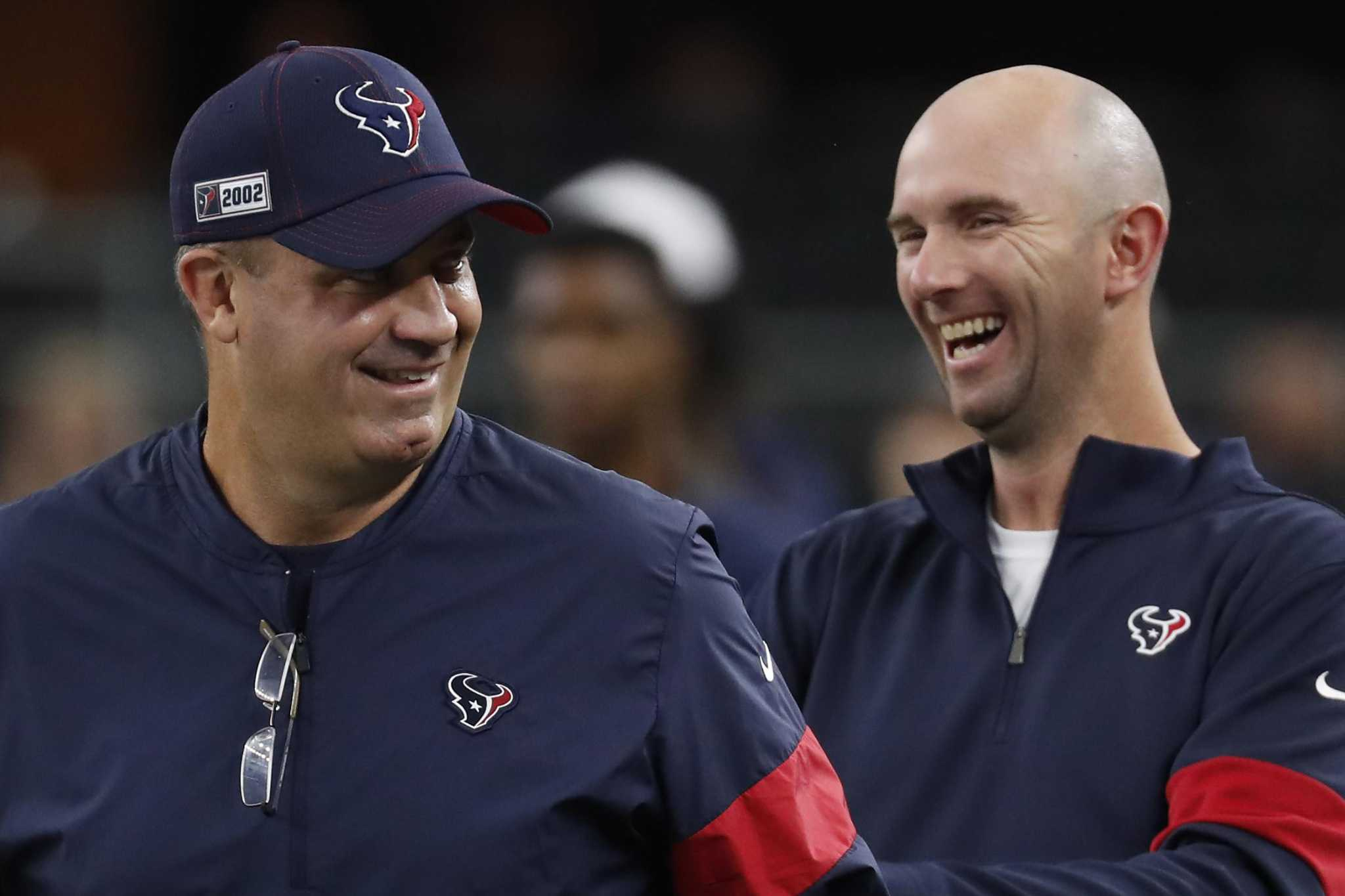 McClain: Bill O'Brien, Jack Easterby aren't going anywhere