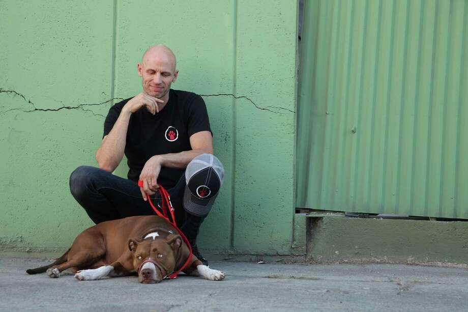 Matt Beisner, host of Dog: Impossible (National Geographic/DamonMosier) Photo: Damon Mosier / National Geographic