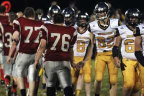 North Huron earned its second victory of 2019 with a 36-0 forfeit win over Owendale-Gagetown Friday night.