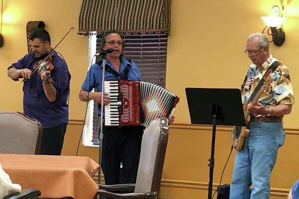 The Johnny Prill family will celebrate Grandparent's Day at Courtney Manor on Sunday. The free concert will run from 1:30 to 3:30 p.m. (Submitted Photo)
