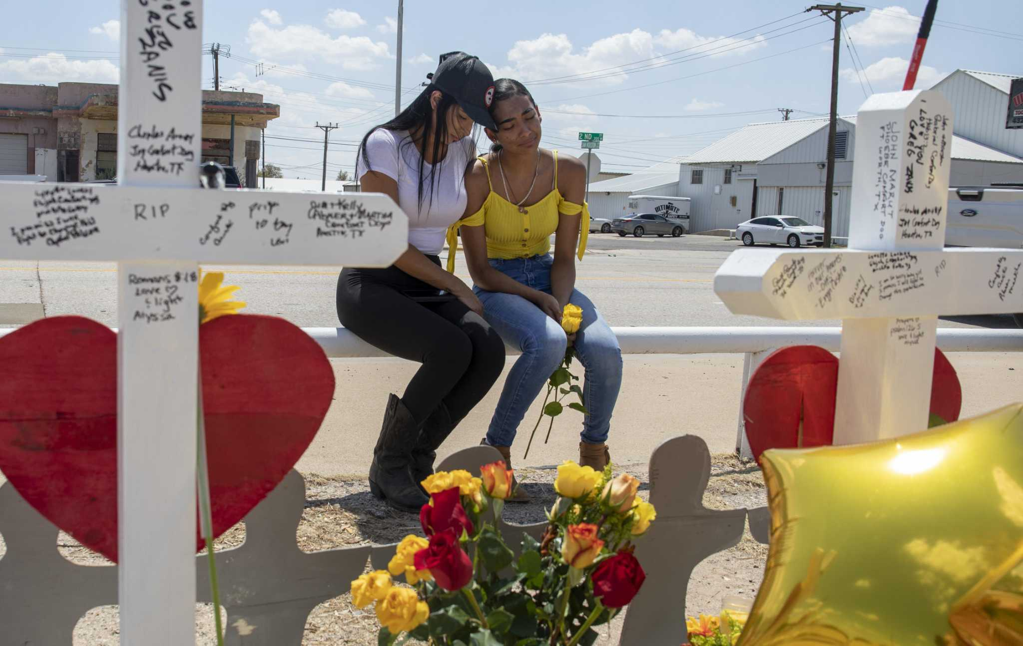 From Midland To Odessa Shooter Cut A 64 Minute Path Of Terror