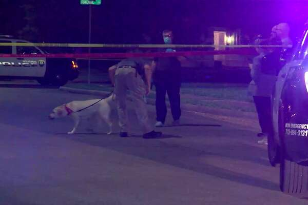 Shooter killed man in south Houston, then chased after woman
