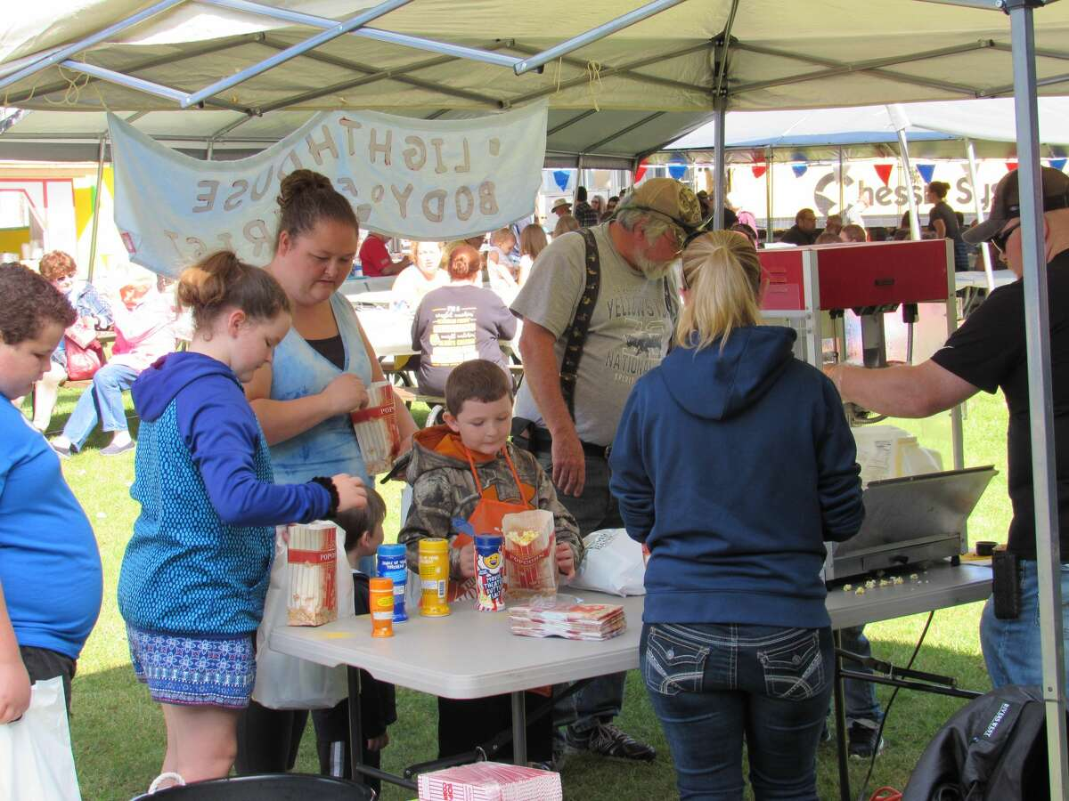 The Village of Sanford celebrated its annual Founders Day on Saturday, Sept. 7 and Sunday, Sept. 8.