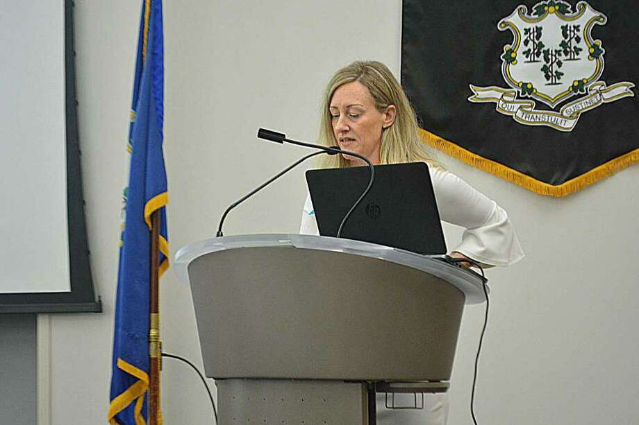 Rebecca Lemanski is director of Middletown WORKS. Photo: Contributed Photo