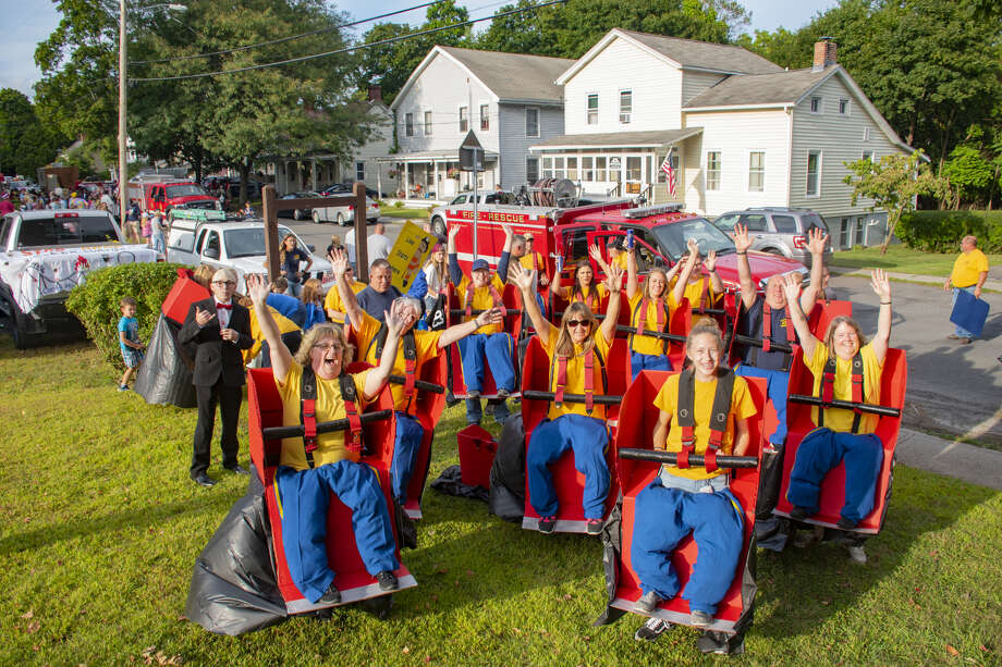 Greene County Volunteer Firemans Convention parade on Friday Sept. 6, 2019. Photo: Tom Marra